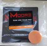 "Moore Slim Line Foam Pad Medium Cutting 1,5"" - 2"" (40 - 50mm)"