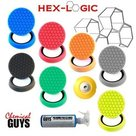 "HexLogic 5,5"" Polijstpads"