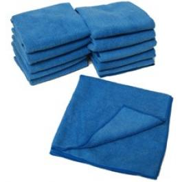 Microfiber ultra fine blauw (3 stuks)