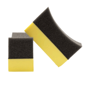 Tire Applicator (Zwart/Geel)