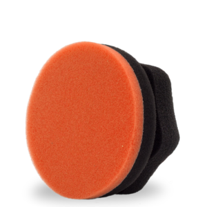 Adam's Orange Hex-Grip Hand Applicator