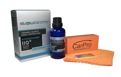 CarPro C.Quartz 30ml Kit Pack